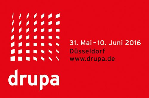 drupa 2016 Düsseldorf