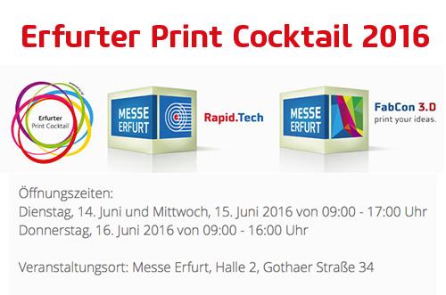 Erfurter Print Cocktail 2016