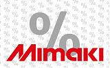Mimaki Prozente