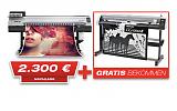 Aktionspreis JV150-160 + Schneideplotter